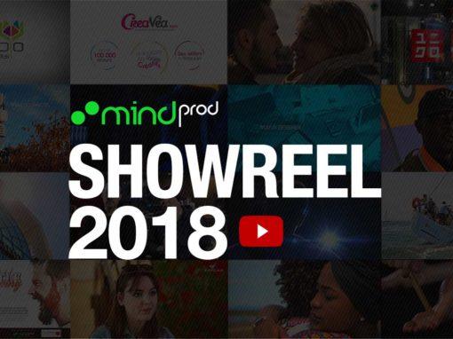 MIND PROD | Showreel 2018