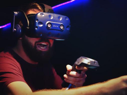 UPSIDE-VR | Spot découverte