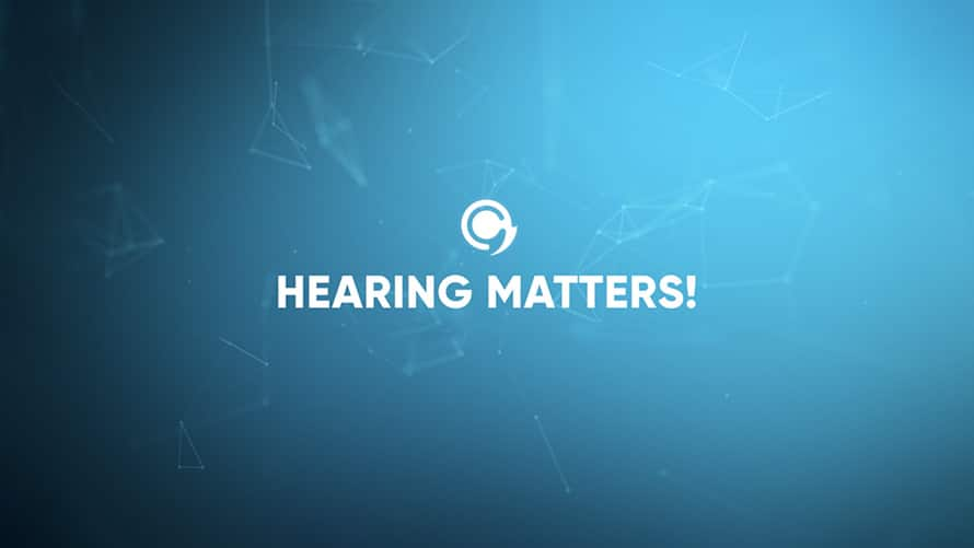Cilcare | Hearing matters