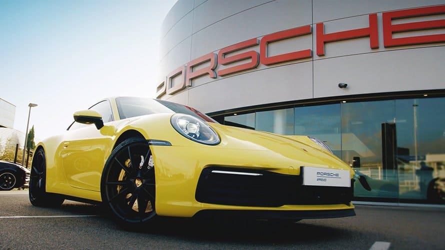 Porsche Montpellier | Digitalisation
