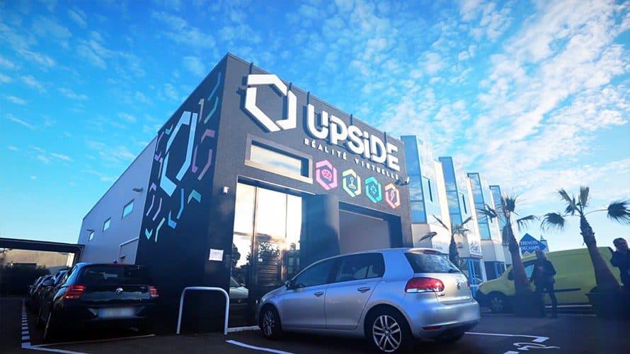 Upside-VR | Clip promo