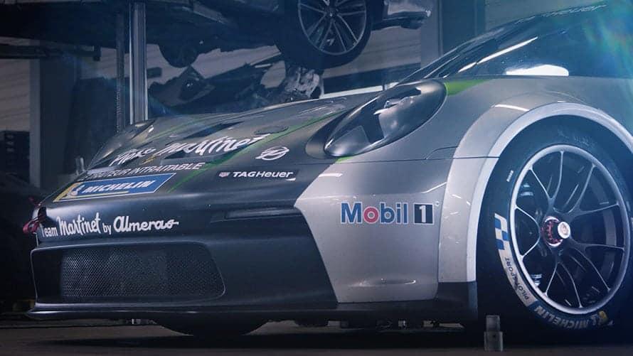 Porsche Montpellier | Entretien